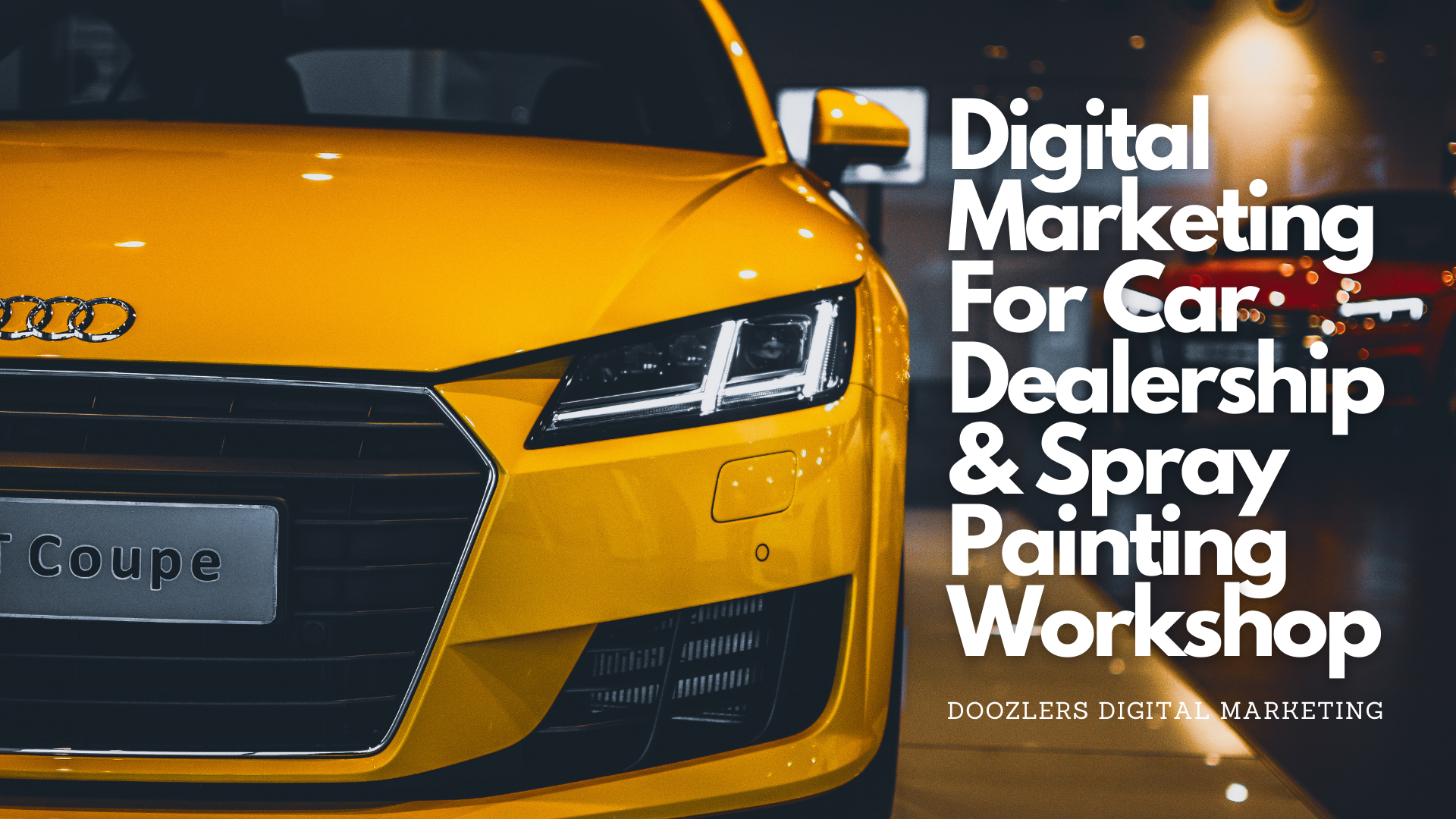 Digital marketing for automotive industry in singapore